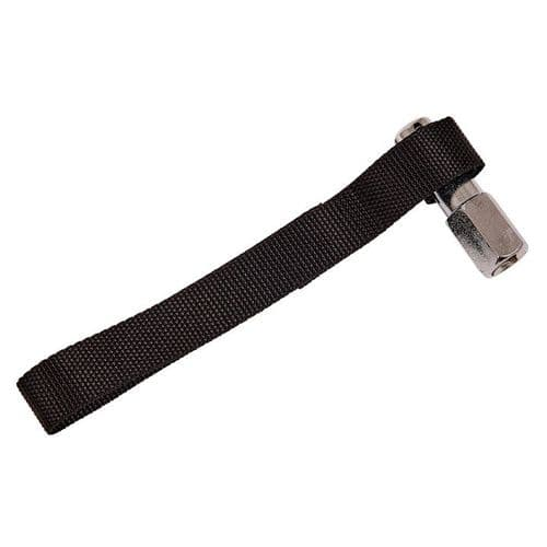 Oil Filter Wrench With Strap